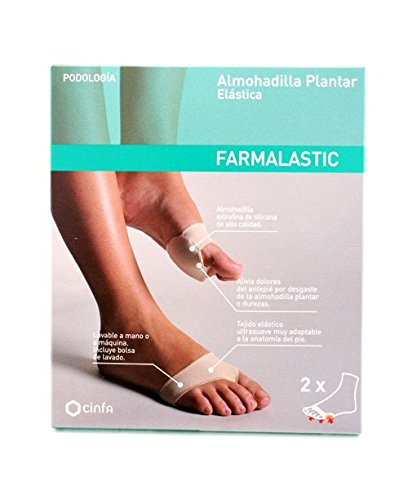 FARMALASTIC - ALMOHADILLA FARMAL ELAST T M