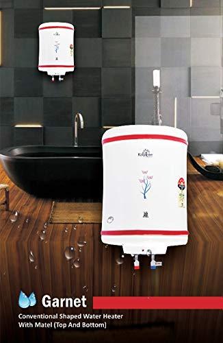 Aadvay Enterprises Garnet 50 Liters - Electric Water Heater/Geyser (All India Home Service)