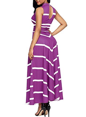 Happy Sailed -  Vestito  - Donna Purple