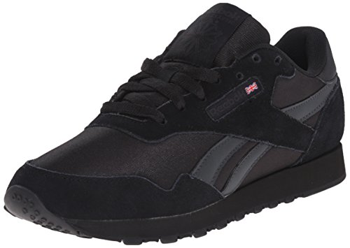 2cbd6296cb0 Reebok v67387 Men S Royal Nylon Wt Classic Sneaker White Black ...