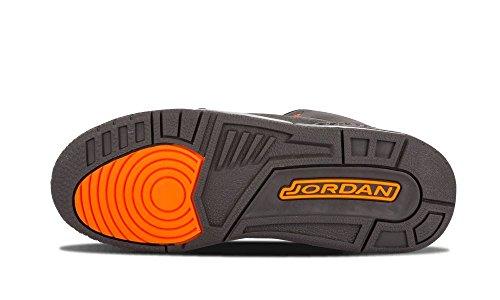Nike, Scarpe stringate uomo nght stdm/ttl orng-blck-ntrl g