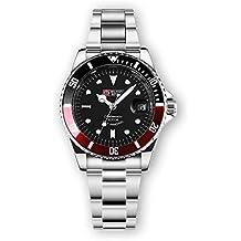 incontrare 941f8 597cc orologi svizzeri automatici - Nero - Amazon.it