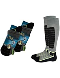 Premium Mens Socks, High Performance Cotton and Wool Socks for Daily Wear, Sports and Athletic