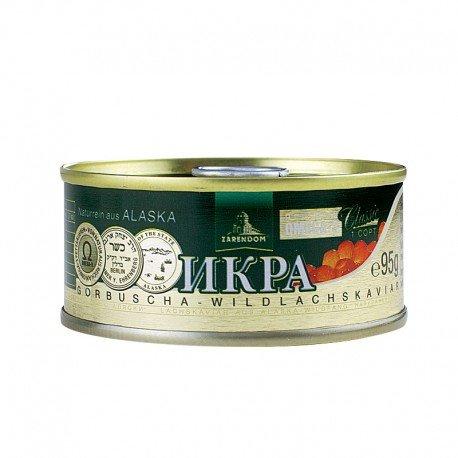Caviar rojo de salmon