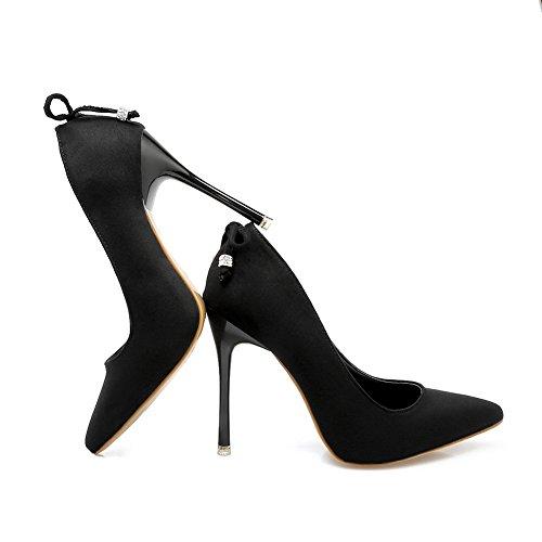 Adeesusdcg00026 - Chaussures Fermées Pour Femme Noire