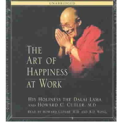 (The Art of Happiness at Work) By Dalai Lama (Author) audioCD on (Aug , 2003)