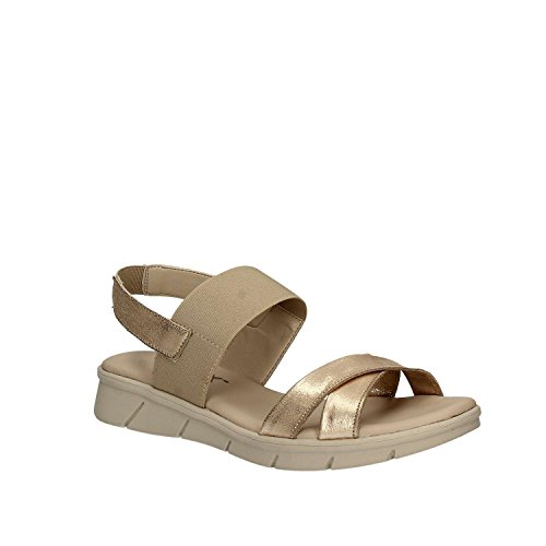 The FLEXX C243/11 Sandalo Donna Oro