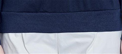 Gogofuture T-Shirt Stampate Donna Moda Maglie Manica Lunga Allentata Casuale Camicetta Casual Maglietta Blue