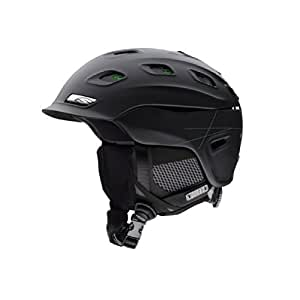 Smith Men's Vantage Snow Helmet - Matte Black, 51-55cm