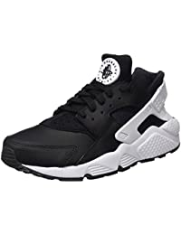 Nike Air Huarache, Baskets Basses Homme, Vert