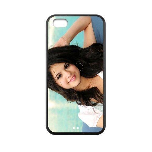 Custom Selena Gomez Back Cover Case for iphone 5C JN5C-188