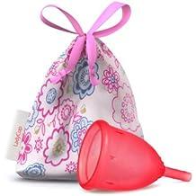 LadyCup Süße Erdbeere S(mall) Menstruationstasse klein