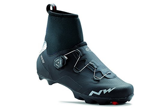 Northwave Raptor GTX Winter MTB Fahrrad Schuhe schwarz 2019: Größe: 42