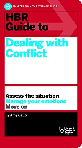 HBR Guide to Dealing with Conflict (HBR Guide Series) por Amy Gallo