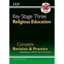 KS3 Religious Education Complete Study & Practice (with online edition) (CGP KS3 Humanities)