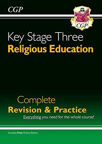 KS3 Religious Education Complete Study & Practice