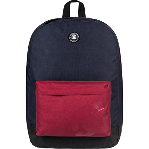 DC Shoes Backstack Cb Mochila tipo casual, 52 cm, 18.5 litros, Navy Blazer