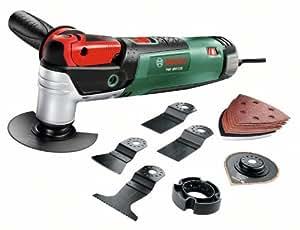 Bosch PMF 250 CES Multi-Tool Set (Old Version)