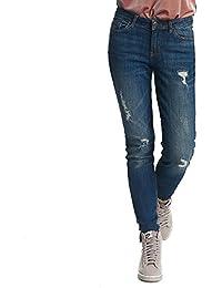 JACQUELINE de YONG Women Jeans/Skinny Jeans jdySkinny