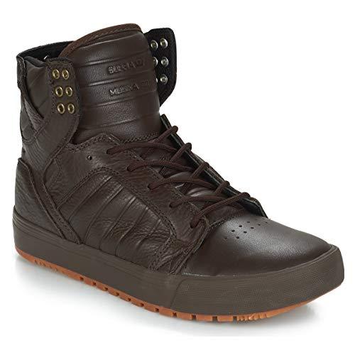 ker Herren Braun - 40 - Sneaker High ()