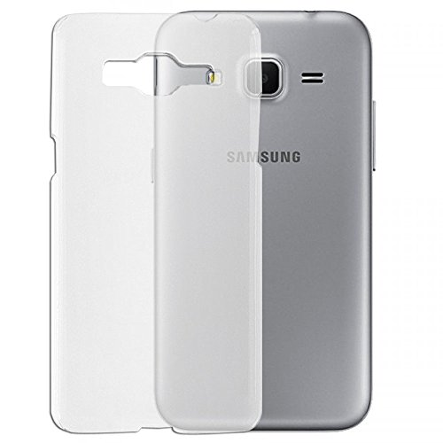 Noise Matt Transparent Flip Thin Hard Bumper Back Case Cover For Samsung Galaxy Core Prime  available at amazon for Rs.125