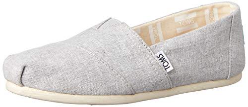 TOMS Classic Damen Schuhe Grau
