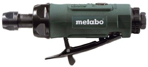 Metabo DG 25 Set - Amoladoras rectas neumáticas (maletín profesional)