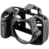 Walimex Pro EasyCover Housse pour Nikon D3300 Noir