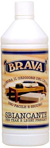 Brava osb1Aufheller für Teak und hochwertigem Holz,/, 1000ml