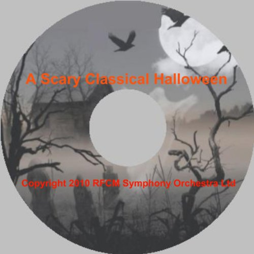 Scary Classical Halloween (Orchestra Symphony Halloween)