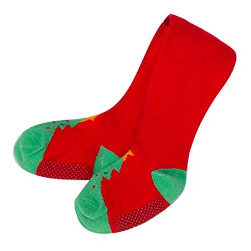 Pantalons adhésifs en coton pour bébés et pantalons red/green S/0-12 Months
