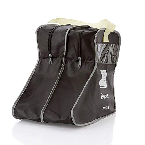 YOUNICER Dust-proof Boot Shoe Bag Organizer Travel Portable Foldable Boots Protector Bags Long Boots Cover