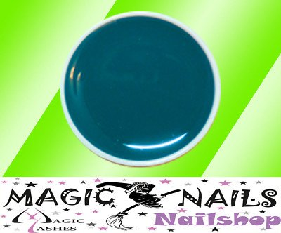Magic Items Gels UV – – Bleu pétrole qualité studio 15 ml