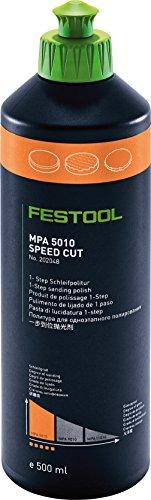 FESTOOL 202048 Poliermittel MPA 5010 1-Step Schleifpolitur 500 ml