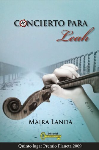Concierto para Leah (Spanish Edition) by Maira Landa (2010-11-30)
