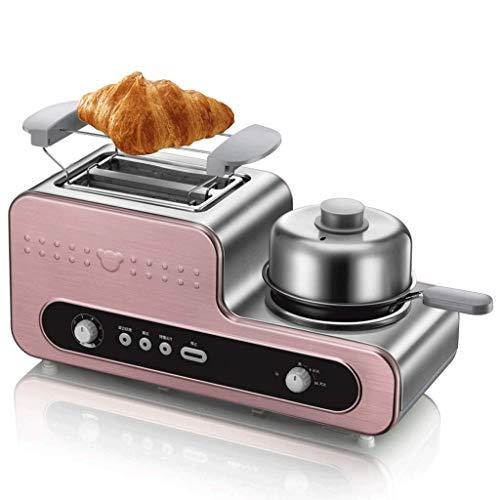 QSJNN Kleine Hauptbrotmaschine, automatischer Frühstückmaschinentoaster