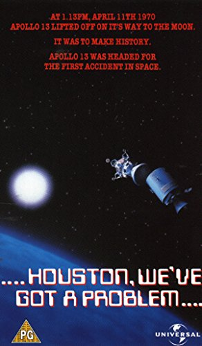 Preisvergleich Produktbild Apollo 13 - Houston,  We've Got A Problem [VHS] [UK Import]