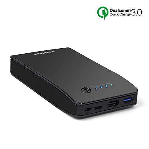 Power-Bank-Quick-Charge-30-CHOETECH-5-V9-V12-V-Batera-Externa-Rapido-Carga-20000mAh-de-Batera-Externo-Mvil-con-Doble-Puerto-USB-Intelegente-Para-LG-G4Galaxy-S6S6-EdgeNexus-6LG-G5-y-otro-Apple-Samsung-
