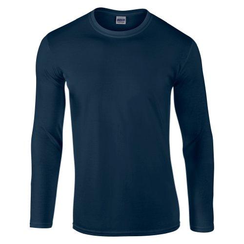 Gildan Herren T-Shirt Navy