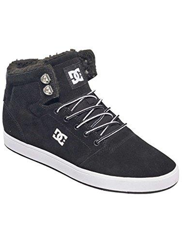 DC Shoes Crisis High Wnt, Sneakers Hautes homme Noir - Black/White
