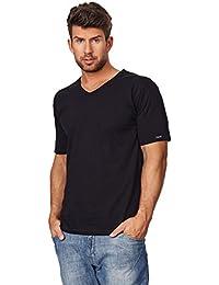Cornette Lisse T-Shirt encolure en V Homme CR-201
