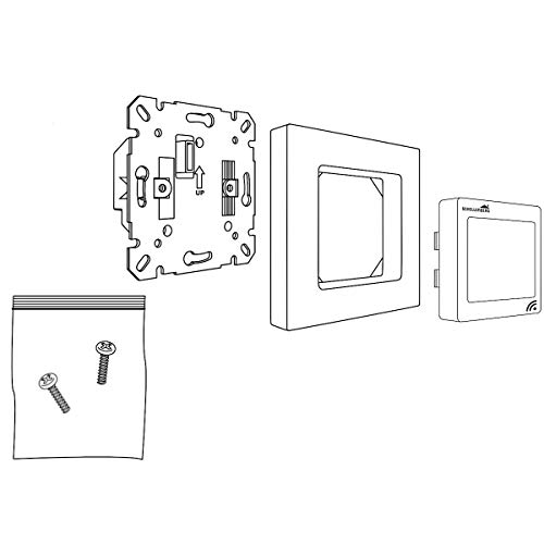 Schellenberg Smart Home Funk-Lichtschalter weiß - 6