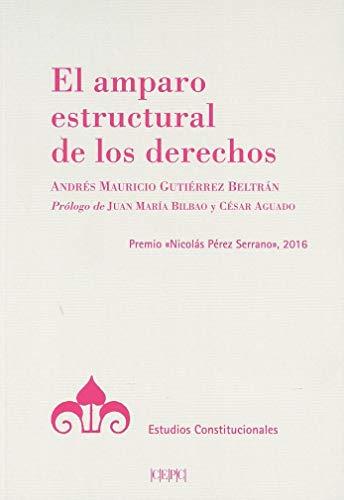 El amparo estructural de los derechos (Estudios Constitucionales)