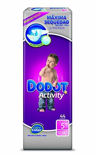 Dodot–Pannolini, modello: Dodot Activity T5,44pezzi