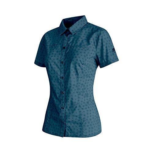 funktionsbluse damen kurzarm Damen Kurzarm-Hemd Trovat Advanced