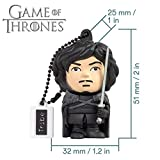 Clé USB 16 Go Jon Snow - Mémoire Flash Drive Originale 2.0 Game of Thrones, Tribe FD032505