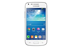 Samsung G3500 Galaxy Core Plus Smartphone, 4 GB, Bianco [Italia]