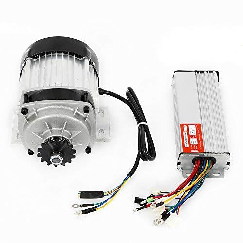 Elektrischer bürstenloser Motor 48V 750W + Controller DIY Dreirad E-Bike Fahrrad/Elektrischer bürstenloser Motor w/Controller DIY permanentes Fahrrad 48V 750W -
