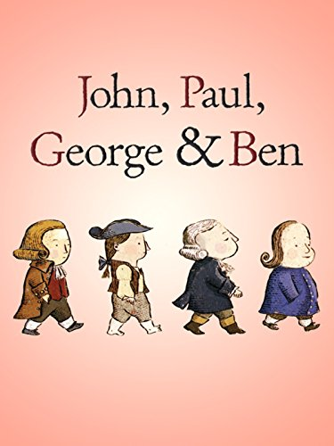 John, Paul, George and Ben Cover