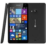 """Microsoft Lumia 535 - Smartphone Telcel Débloqués (écran 5 """", appareil photo 5 MP, 8 Go, 1,2 GHz, 1 Go de RAM, Windows), (importé), Noir"""